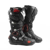 Sidi Crossfire 2 SRS Black Motocross Boots