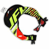 Replacement Lining - UFO Bulldog Neon Yellow Red Black Neck Support