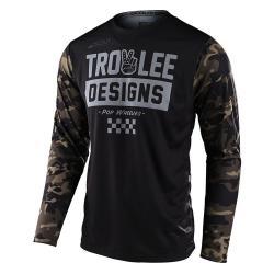Troy Lee Motocross Jerseys Category