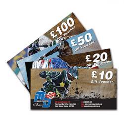 Motocross Gift Vouchers Category