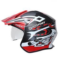 Wulfsport Kids Motocross Helmets Category