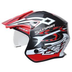 Wulfsport Trials Helmets Category