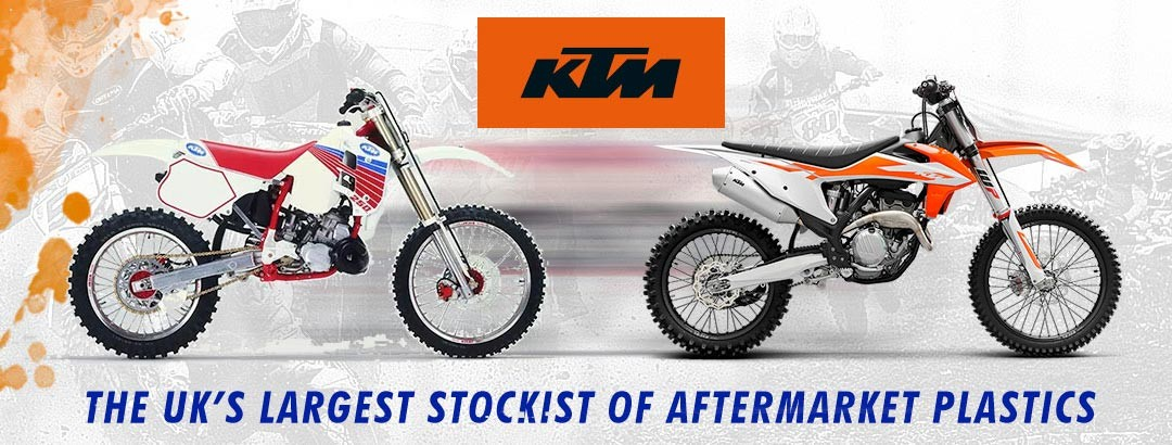 KTM Replica Plastics