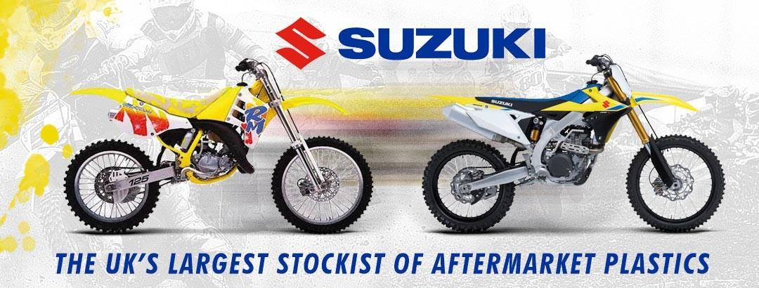 Suzuki Plastics Banner