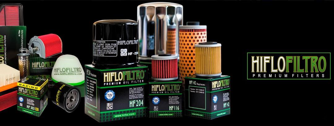 Hiflofiltro Filter Banner