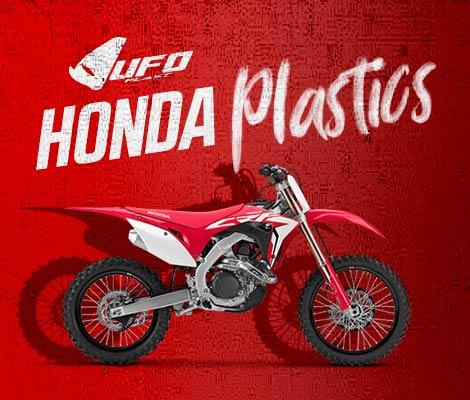 Plastics for Honda