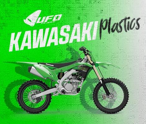 Plastics for Kawasaki