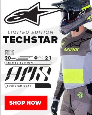 AlpineStars TechStar limited edition racekit