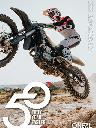 ONEAL Catalogue   2020 MOTO